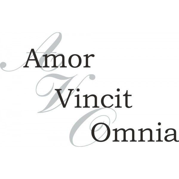 Love Conquers All  C B Latin Quotesshort