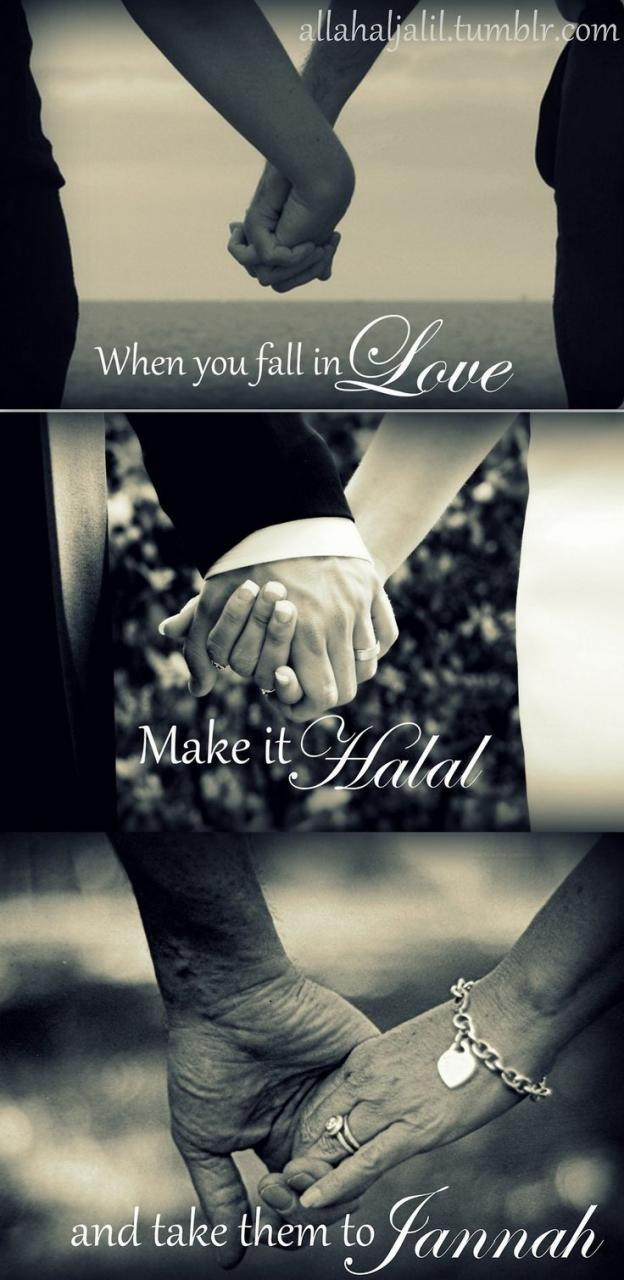 What Does Islam Say About Falling In Love Is That Allowed In Islam