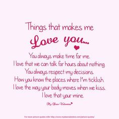 Love Quotes For Him Love Quotes Love Quotes For Husband