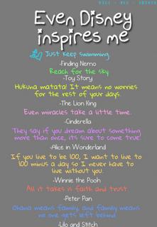 Disney Movie Quotes Love