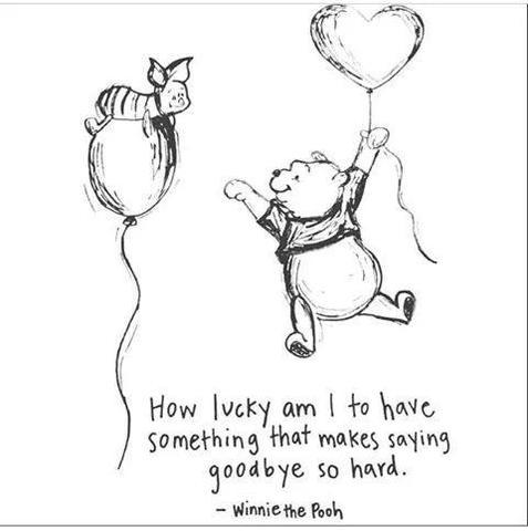 Goodbye Liebe Beziehung Englisch