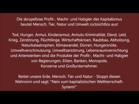 Sagt Nein Zum Kapitalismus Horst Bulla Dt Freidenker Dichter
