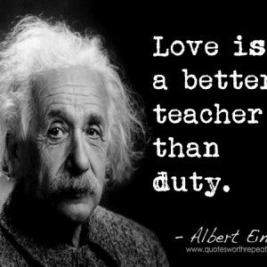 Albert Einstein Quotes About Love Image Quotes At Relatably Com