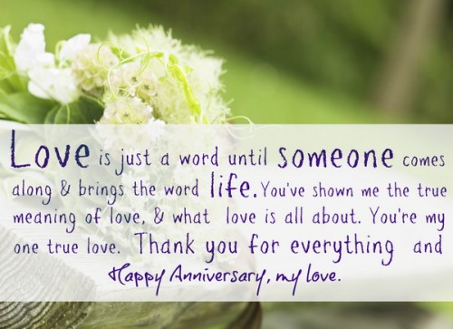 Anniversary Quotes For Him Herinterest