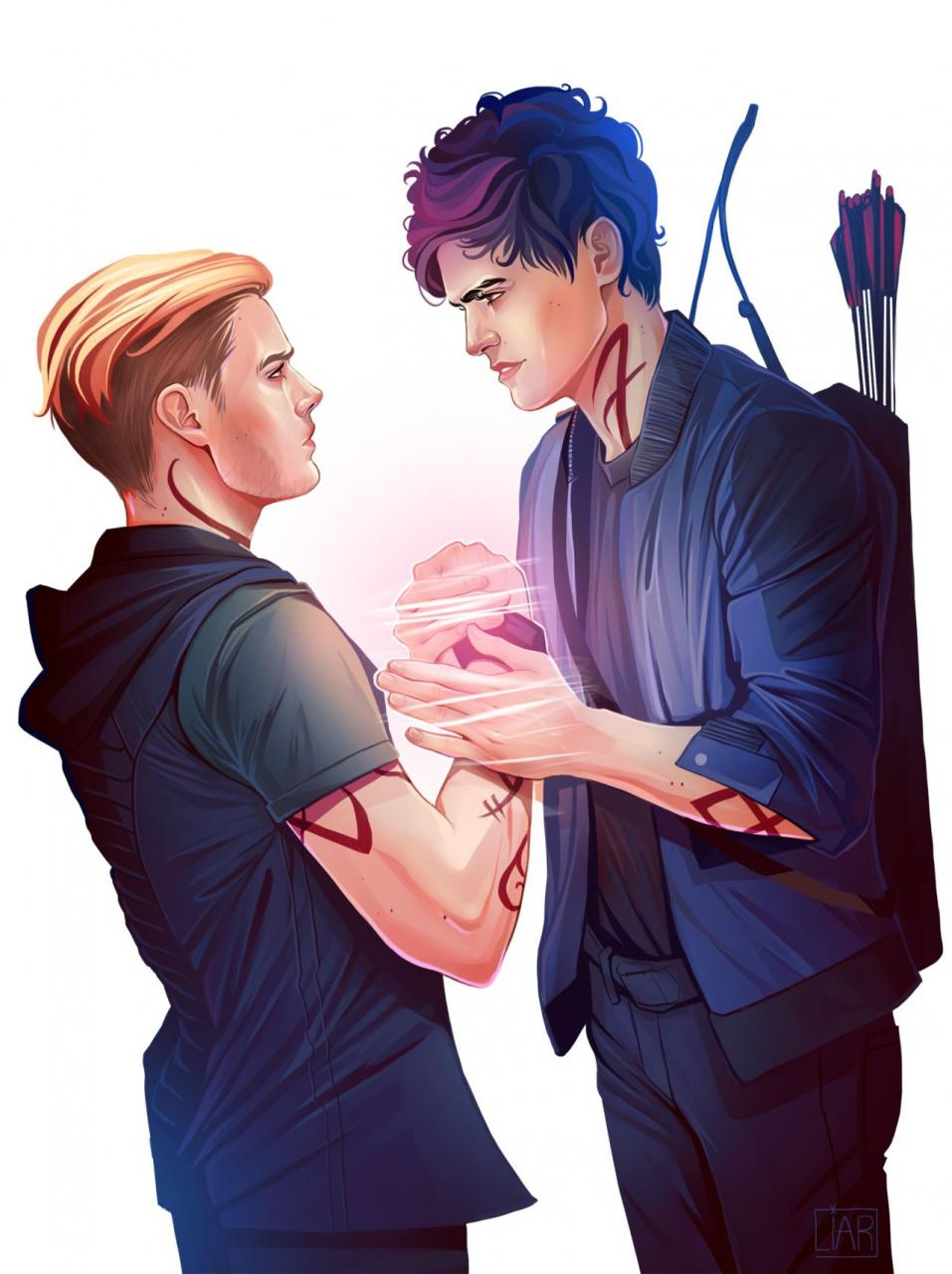 Image Result For Zitate Shadowhunters Serie