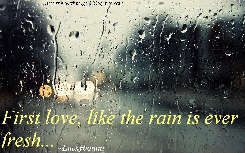 Rain  C B First Love Like
