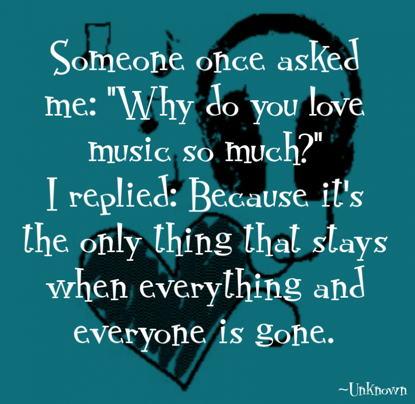Awakenings Why Do You Love Music So Much What Is So Special About Music