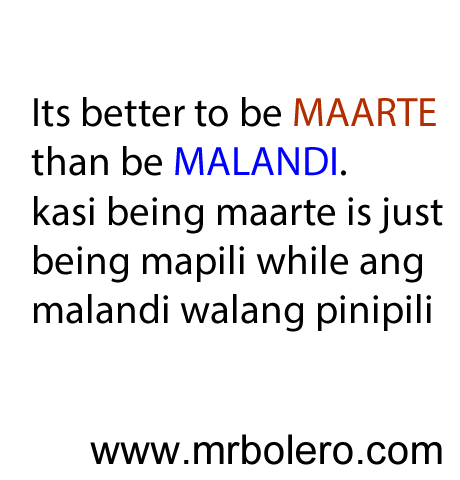 Best Patama Quotes Tagalog Love Quotes