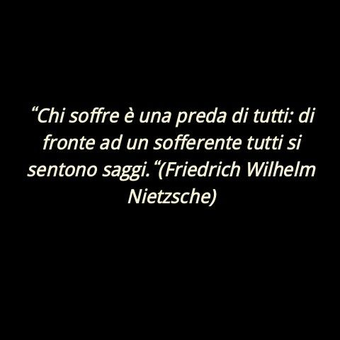 Aforismi Citazioni Friedrich Nietzsche