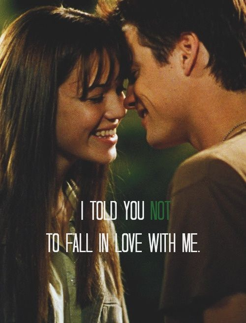 Inspiring Image A Walk To Remember Lovely Movie Quote By Saaabrina Resolution Find The Image To Your Taste