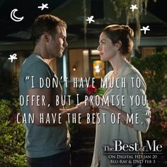 The Best Of Me Movie Quote