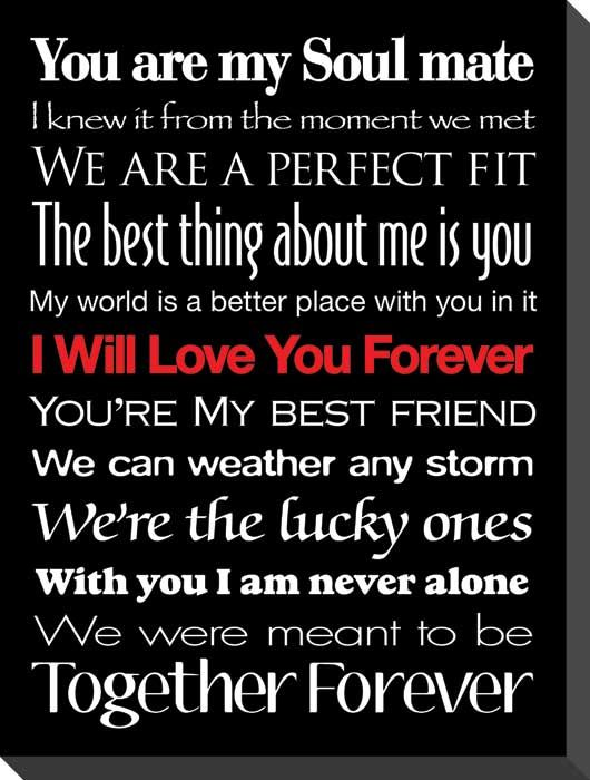 Image Result For I Will Love You Forever Quotes