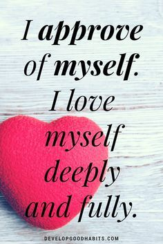 Self Love Affirmations Large Positive Picture Quotes For Daily Affirmations