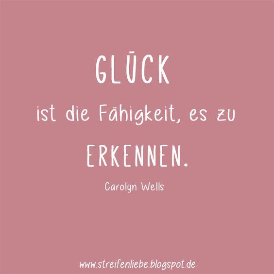 Gluck Zitate Spruche | Leben Zitate