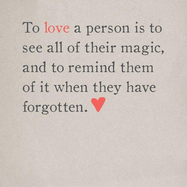 A Love Quote