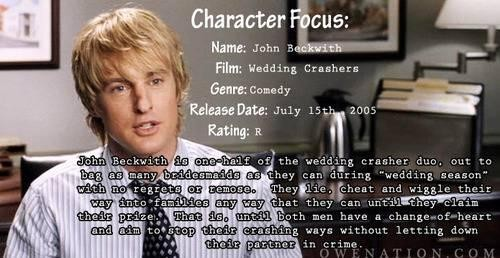 Wedding Crashers Quotes Love Doesn T Exist