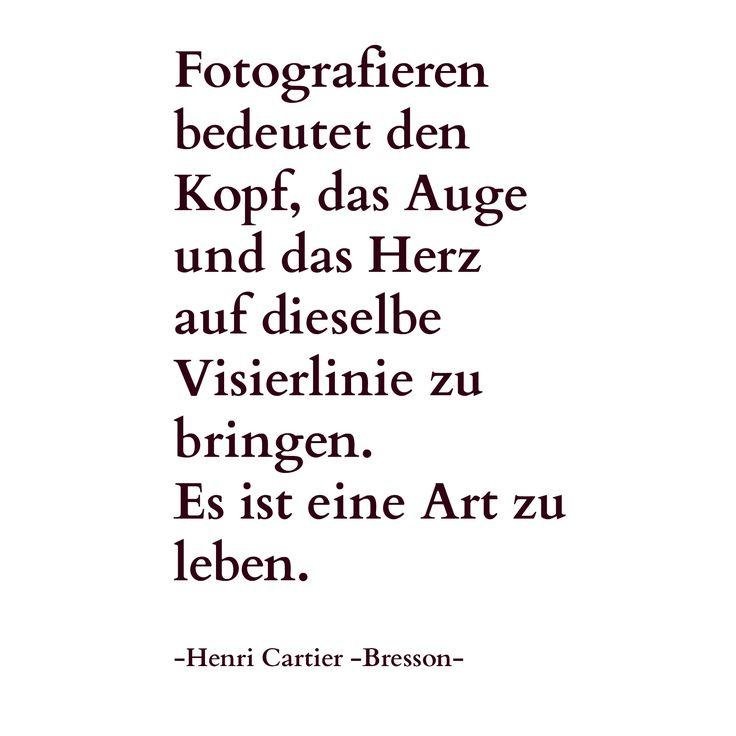 Fotografie Ist Mehr Als Nur Ein Blosser Akt Es Ist Eine Art Zu Leben