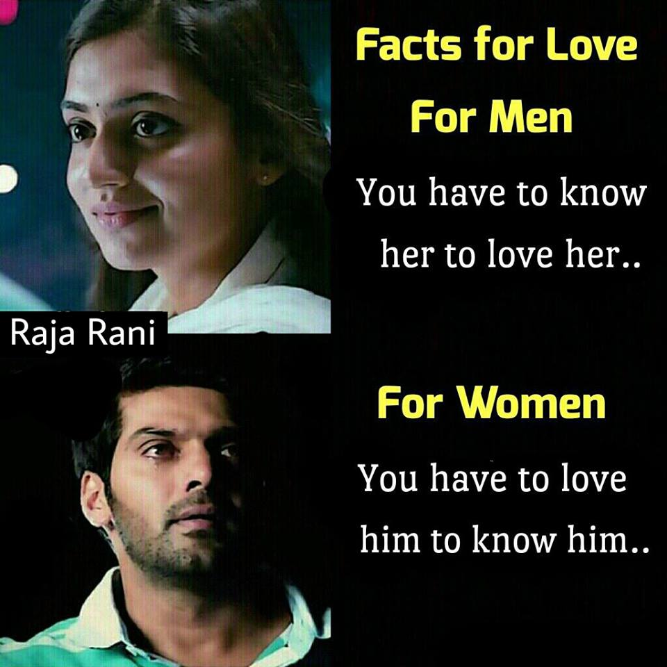 Raja Rani Movie Love Quotes Images The Gallery For Gt Tamil Love Comedy Quotes