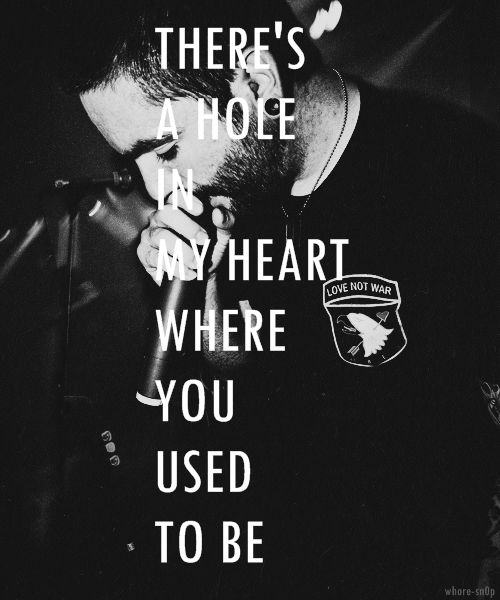 A Day To Remember Lyrics Music Quotes Song View Images