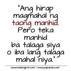 Tagalog Love Quotestagalog Quotesquotes Loveqouteslife Quotespatama Quotesfilipino Quoteshugot Quoteshugot Lines Tagalog Love