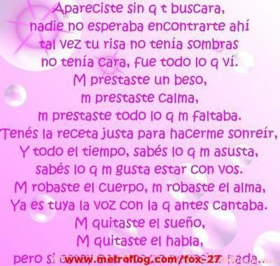 Love Quotes And Sayings Love Quotes In Spanish I