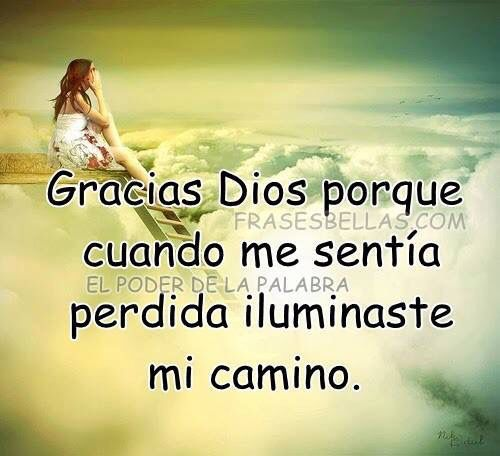 Gracias Dios Porque Bible Versesinspiring Messagesfespanishangeleschristian Quotesthank You