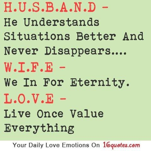 Love Quotes About Husbands Wife Quotes To Husband Quotes For A Husband