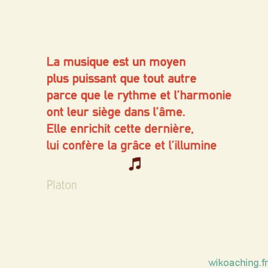 Citation De Platon A Mediter  C B Moralfranzosische Menschenmusicafranzosische Zitatespruche