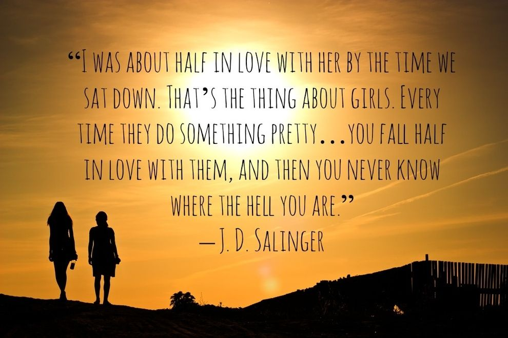 Sumptuous Quotes About Falling In Love From Famous Authors