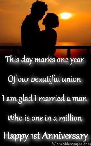 Top Best Romantic Wedding Anniversary Wishes For Husband