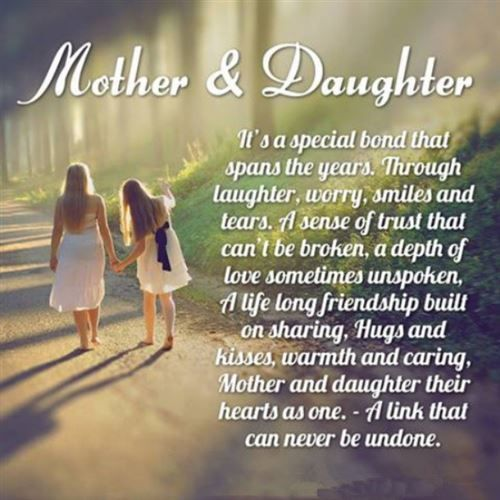 Mother And Daughter Quotes Quote Kids Mom Mother Daughter Family Quote Family Quotes Children Mother Quotes