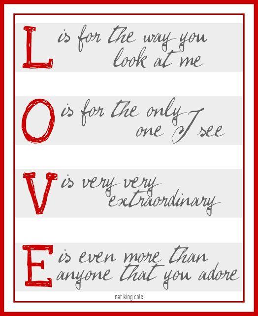 Printable Round Up Secret Love Quotesin