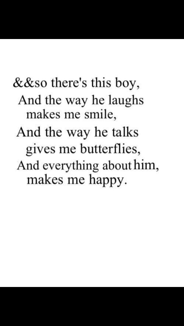 Love Quote Cute Love Quote For Him Daily Dose Of Love Quotes Here You Make Me Happy