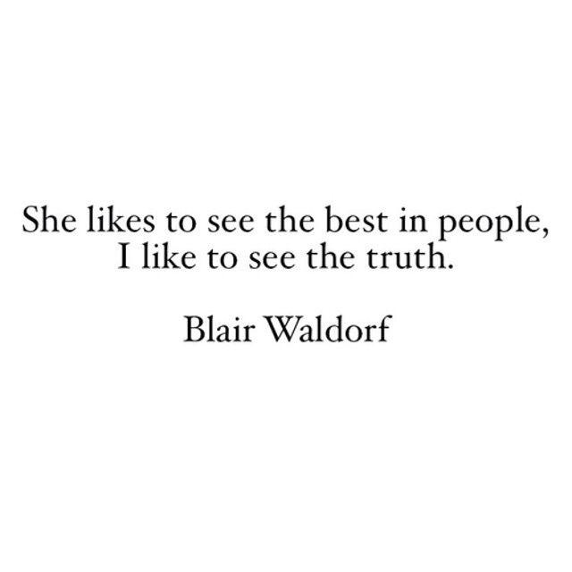 Blair Waldorf Zitate Gossip Girl Zitate Bilderwand Brauch Lebensweisheiten Spruche Zitate Spruche Und Zitate Wahrheiten Serien