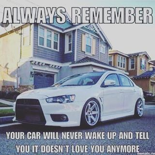 Vehicle  C B True Lovedaily Quotescar