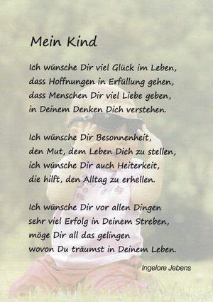 Pin Von Ruth Boschmann Auf  Pinterest Kommunion Spruche Und Gedicht