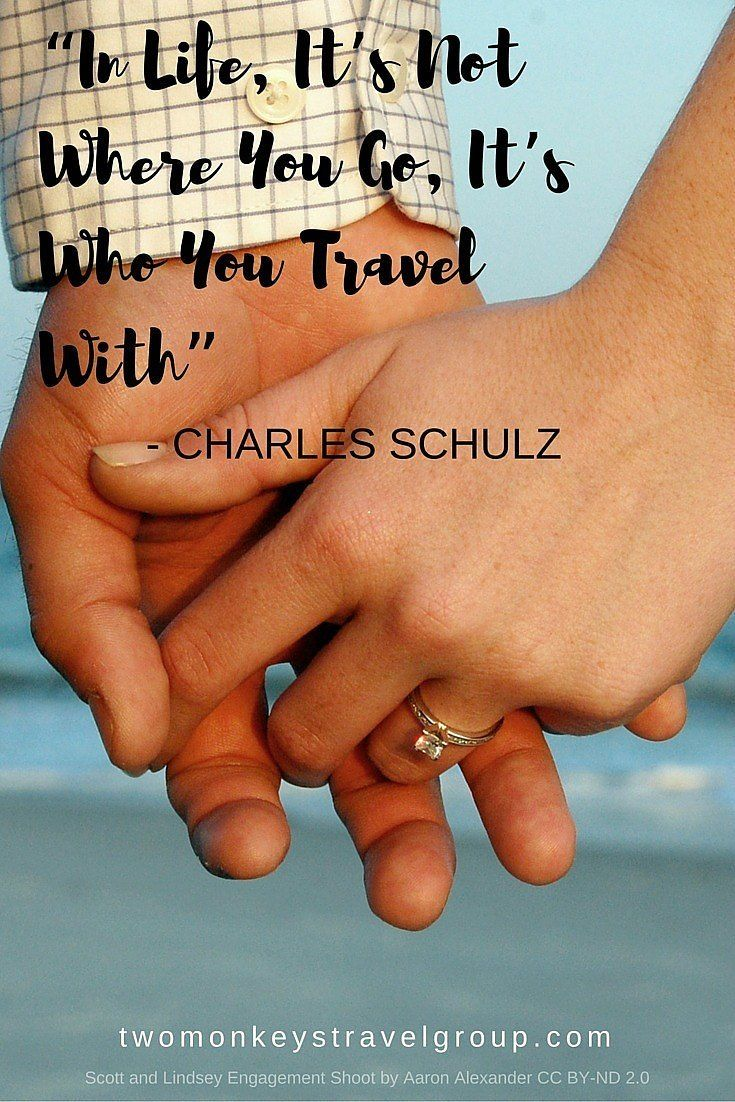 Best Travel Quotes For Couples Love And Travel More