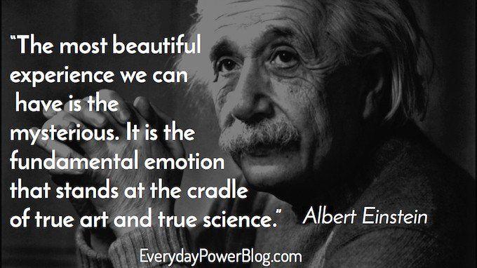 Albert Einstein Quotes About Unleashing Your Imagination