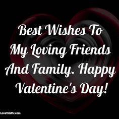 Best Wishes On Valentines Day