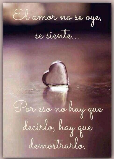 El Amor Se Siente Feel The Love