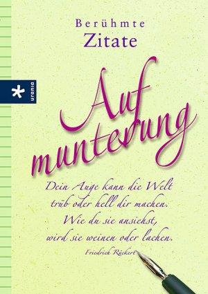 Gebrauchtes Buch Beruhmte Zitate Aufmunterung Vergrosern
