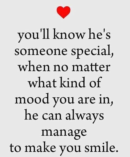 Best Love Quotes Of The Day How He Can Always Manage To Make You Smile Boomsumo Quotes