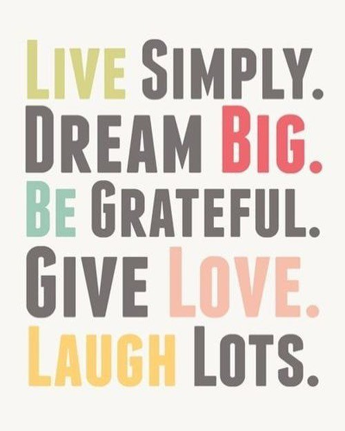 Live Dream Grateful Love Laugh Quotes Life Happy Simply Family Choice Twitter Com Cytqxvqv