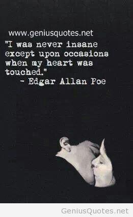 Edgar Allan Poe Love