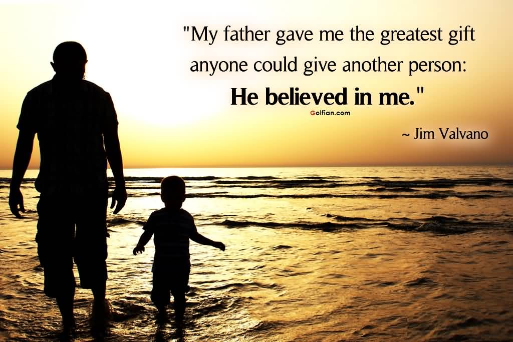 Father And Son Sayings