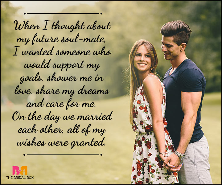 Husband And Wife Love Quotes Soulmates