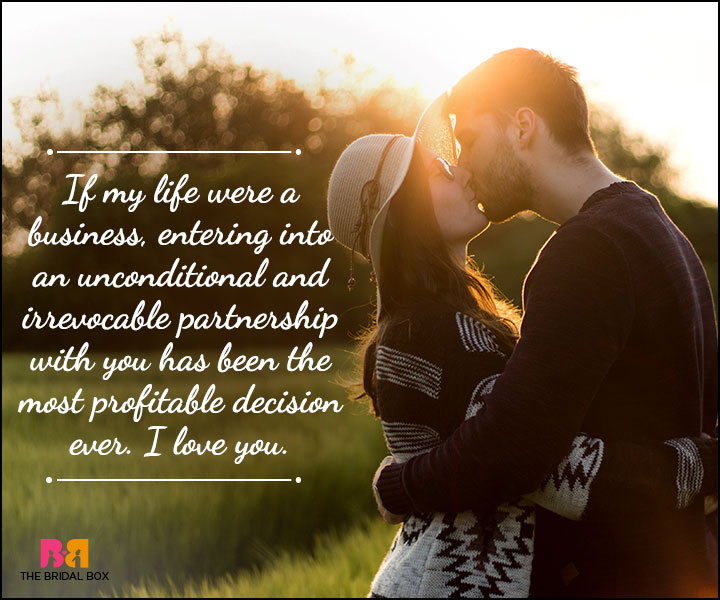 Husband And Wife Love Quotes The Business Of Love