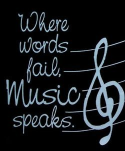 I Love Music Quotes