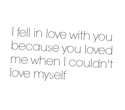 I Love You Baby Quotes For Him Tumblr