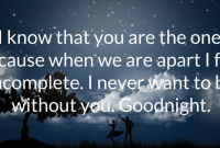 Black Moon Light Picture To Say Goodnight To Your Girlfriend I Love You Good Night Quotes